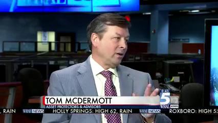 Tom McDermott Black Friday Blunders WRAL